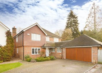 Thumbnail 5 bed detached house for sale in Willow Close, Chalfont St. Peter, Gerrards Cross