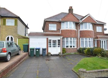 Thumbnail 3 bed semi-detached house for sale in Hillcrest Avenue, Great Barr, Birmingham