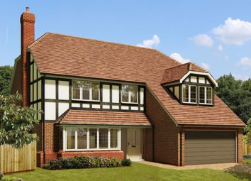 Thumbnail 4 bed detached house for sale in Cuckfield Road, Burgess Hill