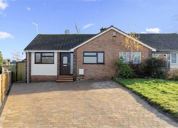 Thumbnail 2 bed semi-detached bungalow for sale in Windmill Close, Willesborough, Kent