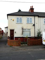 Thumbnail 3 bed terraced house to rent in Avenue Road, Askern, Doncaster