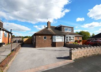Thumbnail 2 bedroom semi-detached bungalow to rent in Fearns Avenue, Bradwell, Newcastle