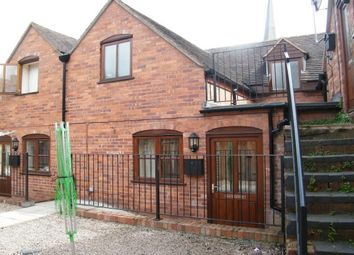 Thumbnail 1 bed flat to rent in Church Street, Cleobury Mortimer, Kidderminster