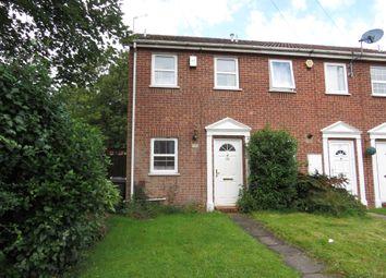 Thumbnail 2 bedroom end terrace house for sale in Wyndham Road, Edgbaston, Birmingham