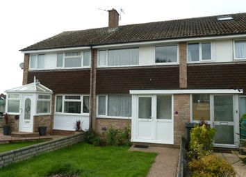 Thumbnail 3 bed terraced house to rent in Martins Road, Exmouth