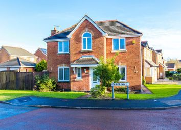Thumbnail 4 bed detached house to rent in Edridge Way, Hindley, Wigan