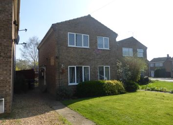 Thumbnail 3 bed detached house for sale in Bramble Close, Yaxley, Peterborough
