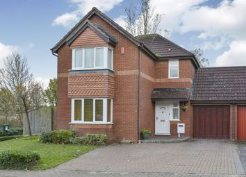 Thumbnail 3 bed link-detached house for sale in Brill Place, Bradwell Common, Milton Keynes
