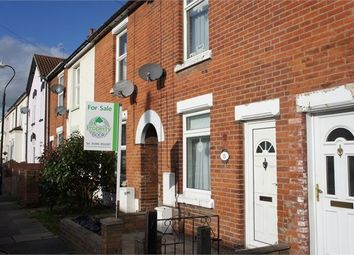 Thumbnail 2 bed end terrace house for sale in Winchester Road, Colchester, Essex.
