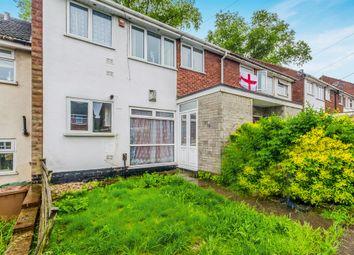 Thumbnail 2 bedroom maisonette for sale in Harden Close, Walsall