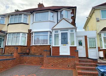 3 bed semi-detached house for sale in Steyning Road, South Yardley, Birmingham B26