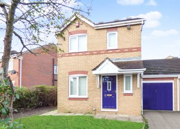 Thumbnail 3 bed detached house to rent in Tennyson Way, Pontefract, West Yorkshire