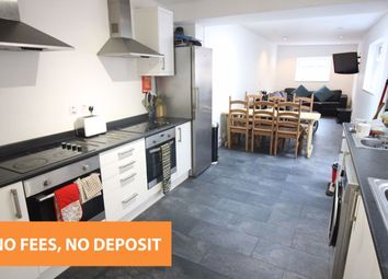 Thumbnail 7 bed terraced house to rent in Mackintosh Place, Roath, Cardiff