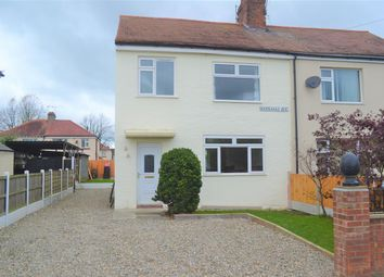 Thumbnail 3 bed semi-detached house for sale in Barnabas Avenue, Crewe