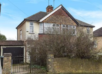 Thumbnail 2 bed semi-detached house for sale in Eastfield Avenue, Watford