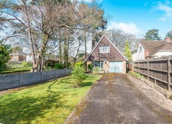 Thumbnail 3 bed detached house for sale in Valley Road, Chandlers Ford, Eastleigh