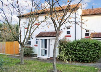 Thumbnail 3 bedroom property for sale in Dimsdale Crescent, Bishop's Stortford
