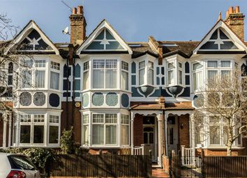 Thumbnail 4 bed terraced house for sale in Fielding Road, London