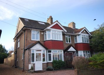 Thumbnail 4 bed semi-detached house for sale in Park Close, Hounslow