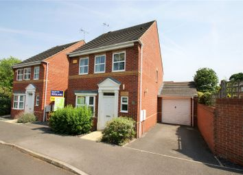 Thumbnail 3 bedroom link-detached house for sale in Rayner Drive, Arborfield, Reading, Berkshire
