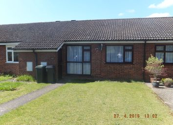 Thumbnail 2 bed terraced bungalow to rent in York Crescent, Claydon