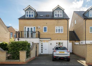 Thumbnail 3 bed semi-detached house for sale in Monellan Grove, Caldecotte, Milton Keynes, Buckinghamshire