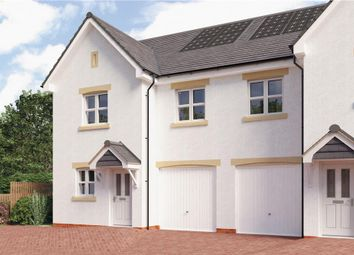"Thumbnail 4 bed semi-detached house for sale in ""Blair"" at Mayfield Boulevard, East Kilbride, Glasgow"