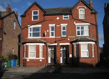 Thumbnail 4 bedroom flat to rent in Langford Road, West Didsbury, Didsbury, Manchester
