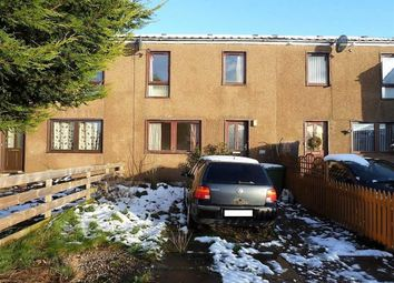 Thumbnail 2 bed terraced house for sale in Teandallon Place, Dingwall, Ross-Shire