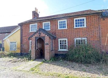 Thumbnail 5 bed cottage for sale in Rising Sun Hill, Rattlesden, Bury St Edmunds