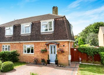 Thumbnail 3 bed semi-detached house for sale in Sidbury Heights, Sidbury Circular Road, Tidworth