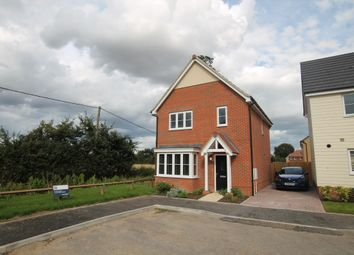 Thumbnail 3 bed detached house to rent in Woodlands Avenue, Felixstowe