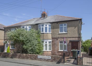 Thumbnail 3 bed flat to rent in Willowfield Avenue, Newcastle Upon Tyne