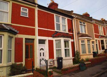 Thumbnail 2 bedroom terraced house for sale in Dursley Road, Shirehampton, Bristol