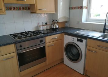 Thumbnail 2 bed flat for sale in Lake Road, Hamworthy, Poole