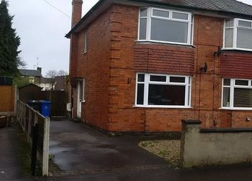 Thumbnail 2 bed semi-detached house to rent in Waldorf Avenue, Alvaston, Derby