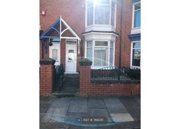 Thumbnail 4 bed terraced house to rent in Middlesbrough, Middlesbrough