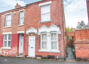 Thumbnail 3 bed end terrace house for sale in Baden Powell Road, Sneinton