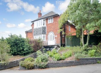 Thumbnail 3 bed detached house for sale in Knighton Road, Knighton, Leicester