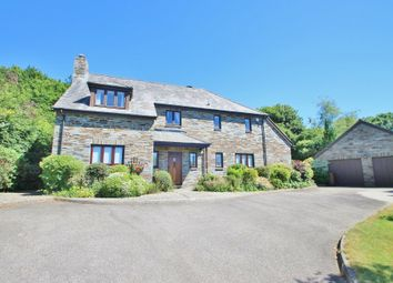 Thumbnail 4 bedroom detached house for sale in Orchard Close, St. Mellion, Saltash
