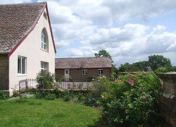 Thumbnail 2 bed flat to rent in School Lane, Toller Porcorum