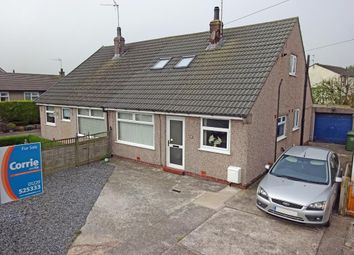 Thumbnail 4 bed semi-detached house for sale in Park Field, Swarthmoor, Ulverston