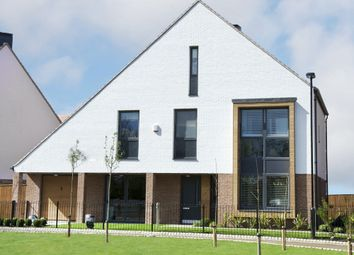 "Thumbnail 5 bed detached house for sale in ""Peregrine"" at Meadlands, York"