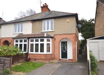 Thumbnail 2 bed semi-detached house to rent in Albert Street, Fleet