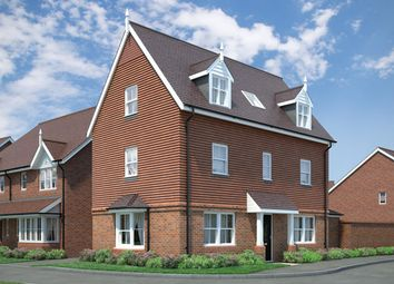 "Thumbnail 4 bed property for sale in ""The Greenacre"" at Reigate Road, Hookwood, Horley"