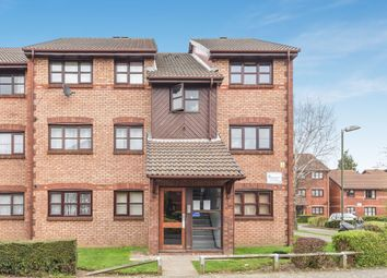 Thumbnail 1 bed flat for sale in Lowry Crescent, Mitcham