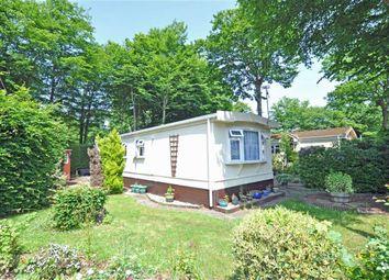 Thumbnail 1 bed mobile/park home for sale in Chestnut Avenue, Deanland Wood Park, Golden Cross, Hailsham
