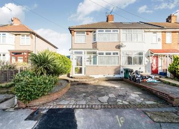 Thumbnail 3 bed end terrace house for sale in Wansford Road, Woodford Green