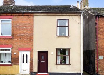 Thumbnail 2 bed end terrace house for sale in Church Street, Talke, Stoke-On-Trent