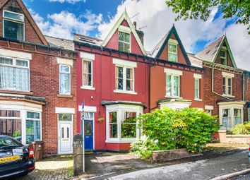 Thumbnail 4 bed terraced house for sale in Sheldon Road, Sheffield